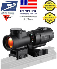 Mro Red Dot Sight 3x Combo Ar Tactical Optics Hunting Scopes Low And Ultra 20mm✅