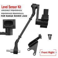 Suspension Height Level Sensor Front Right LR020627 For Range Rover L322 02-12