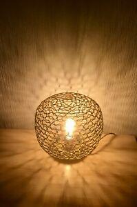 Lovely Quality Jali Lamp By Ligne Roset £217 RRP