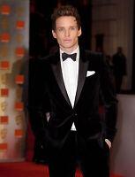Men Designer Wedding Grooms Tuxedo Casual Black Velvet Coat Suit (Coat+ Pant)