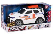 Teamsterz Juguete Luz Y Sonido AMBULANCIA Vehículo de Rescate de Emergencia de 4 X 4 Totalmente Nuevo