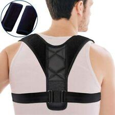 Sale! Padded Posture Corrector Clavicle Support Brace for Upper Back & Shoulder