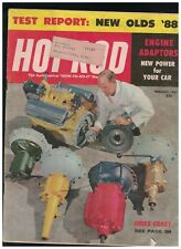 Hot Rod Magazine February 1957 Southern California Championship Drags