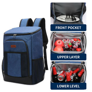 Portable Outdoor Waterproof Large Capacity Picnic Backpack Insulated Bag