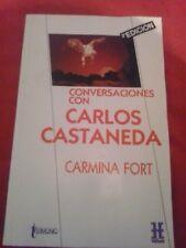 CONVERSACIONES CON CARLOS CASTANEDA - CARMINA FORT