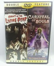 Night of the Living Dead/Carnival of Souls DVD