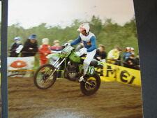 Photo MZ 1983 #10 van Hoegee (NED) Klasse 4t Nat during GP Zijspan Lochem