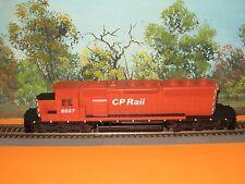 Athearn Ho Scale #4412 Sd40-2 C P Rail 6027*