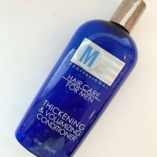 NEW M Professional Hair Care for Men Thickening and Volumizing Conditioner 12 oz