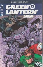 GREEN LANTERN SAGA N°33 DC Comics Urban Comics