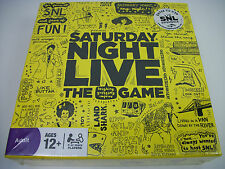 2010 SATURDAY NIGHT LIVE SNL TRIVIA BOARD GAME FACTORY SEALED BRAND NEW NIB