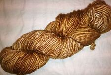 Applewood Lg Skein 210yd Malabrigo Worsted Pure Kettle-Dyed Merino X-Soft Yarn