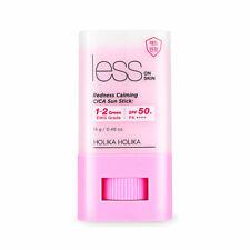[Holika Holika] Less On Skin Redness Calming Cica Sun Stick - 14g / Free Gift