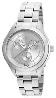 Invicta Women's Watch Angel Silver Tone Dial Stainless Steel Bracelet 21693