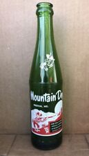 1960's Mountain Dew Bottle Preston Maryland Mt Dew Hard To Find RARE