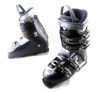 Nordica Easy Move 8W Women's Downhill Ski Boots Mondo 25.5 USA Women's Size 7