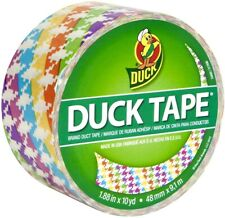 """New listing (Lot Of 7 Rolls) Pastel Duck Tape 1.88"""" x 10 Yards"""