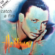 Haddaway CD Single Catch A Fire - France (G+/G+)