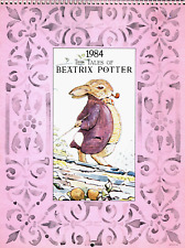 1984 CALENDAR THE TALES OF BEATRIX POTTER