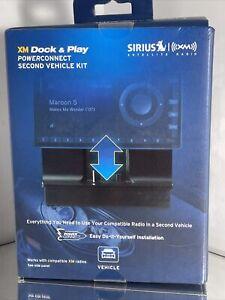 New Sirius XM Satellite Radio XADV2 Car Vehicle Kit Xpress, OnyX, Edge & Merge