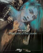 Phantoms of the Louvre (Louvre Collection), Bilal, Enki, New Book