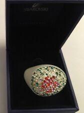 Swarovski Ring Size 52 Multi-coloured
