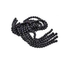 10 perles d'eau douce nacre noire 7mm / 8mm CREATION BIJOUX FANTAISIE DIY