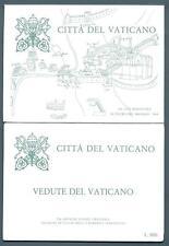 VATICANO - Cart. Post. - 19 - VEDUTE DEL VATICANO - Serie 6 val. in contenitore