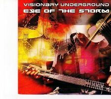 (DZ341) Visionary Underground, Eye of the Storm - 2005 CD