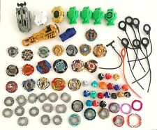 Beyblade Lot - Beyblades, Launchers, Parts and Ripcords