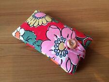 iPhone 6 / 6 Plus Handmade Padded Case - Cath Kidston Camden Rose Fabric