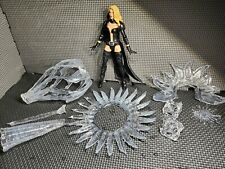 Emma Frost Custom Psychic Effects Lot NO MARVEL LEGENDS FIGURE White Queen X-Men