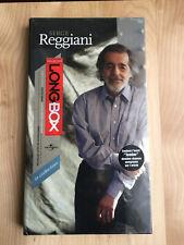 Serge REGGIANI Coffret Long Box 3 CD avec livret  pages  Etat Neuf Scellé