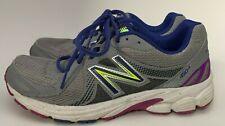8f5e5b5896ace New Balance 450 v3 Women's Running Shoes Grey Purple Size 9