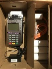 Verifone Vx520 Credit Card Machine Terminal Reader Preowned