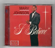 (IM674) Marv Johnson, I Believe - 2013 CD