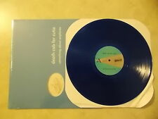 Death Cab For Cutie Something About Airplanes CLEAR BLUE VINYL LP Record! NEW!!+
