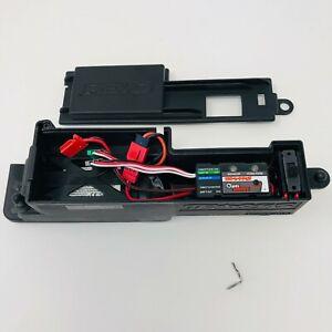 Traxxas Revo 3.3 Electronics Box - Opti Drive Shift Module - Wiring Harness