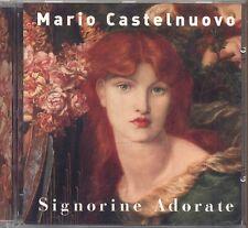 MARIO CASTELNUOVO - Signorine adorate - CD 1996 COME NUOVO UNPLAYED