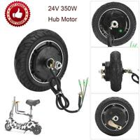 24V 350W Electric Scooter E-bike Brushless Wheel Hub Motor with 8inch Solid Tyre