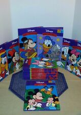 Disney Read and Grow Library Books Complete Set of 1 - 18 Plus Parents Guide #19