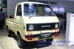 Front Bumper Lens Turn Signal Light Lens Suzuki Carry ST10 ST20 1976-1979 JAPAN
