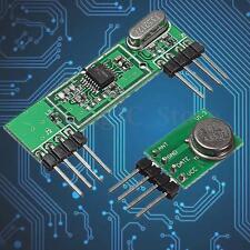 433Mhz Superheterodyne 3400RF Transmitter and Receiver Kit For Arduino ARM MCU