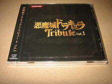 Akumajo Dracula [Castlevania ] Tribute Vol.1 / Konami SOUNDTRACK CD