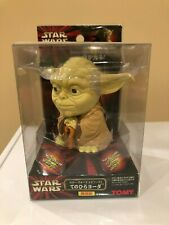 STAR WARS | Master YODA by Tomy Japan | Rare PALM TALKER Episode I | EXCLUSIVE