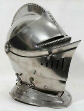 Bergonet Helm Medieval Steel Armor Helmet Premium Bergonet Express Shipping