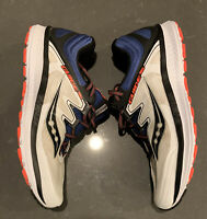 Saucony Guide ISO Mens Size 11.5 Everun Running Shoes S20415-4 Used