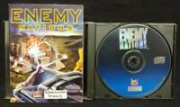 Enemy Nations (PC game, 1997)  Game + Manual - Mint Disc 1 Owner !