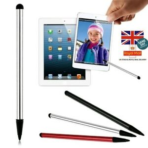 1pc Dual Use Stylus Touch Screen Pen For iPad iPod iPhone PDA Samsung PC
