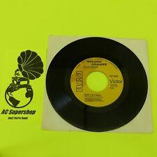 "Elvis Presley Don't Be Cruel / Hound Dog - 45 Record Vinyl Album 7"""